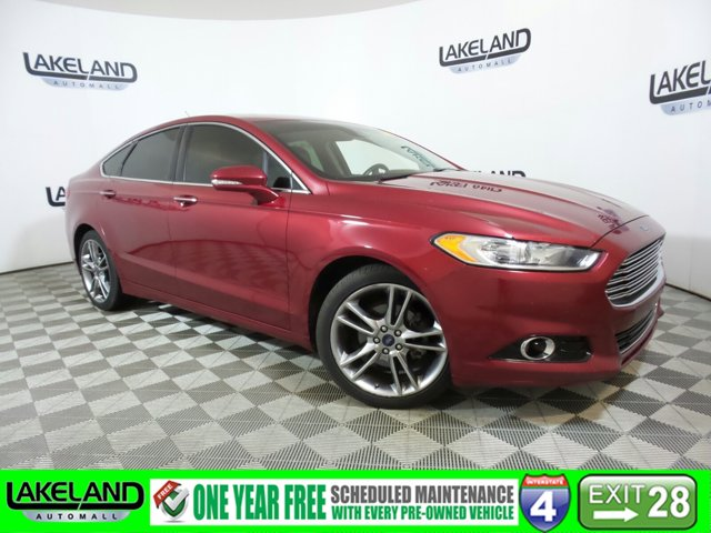 Used 2013 Ford Fusion in ,