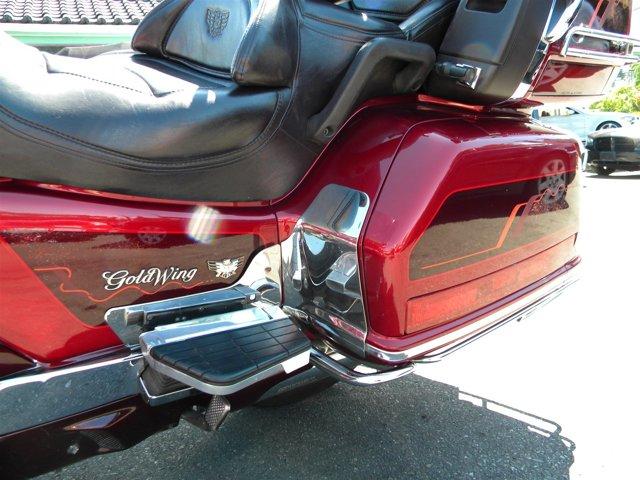 Used 1996 Honda Gold Wing GL1500 SE