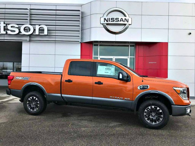 New 2019 Nissan Titan XD in Pasco, WA