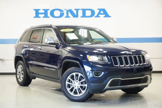 Used 2016 Jeep Grand Cherokee in Cartersville, GA