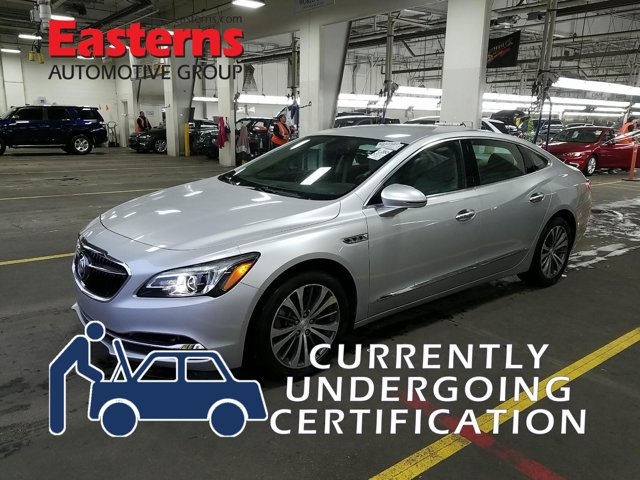 2017 Buick LaCrosse Preferred 4dr Car