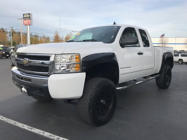Used 2010 Chevrolet Silverado 1500 in Burlington, WA