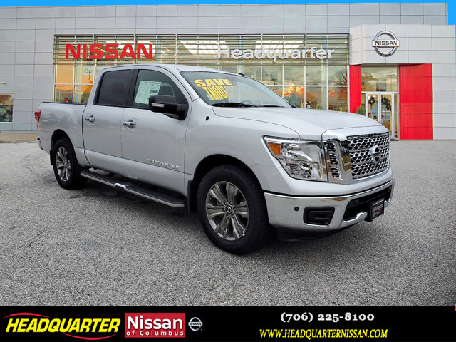 New 2019 Nissan Titan in , AL