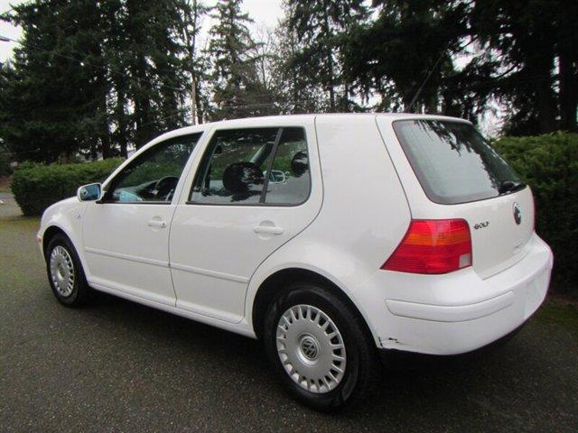 Used 2001 Volkswagen Golf 4dr HB GLS Auto