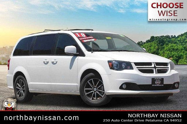 2019 Dodge Grand Caravan GT GT Wagon Regular Unleaded V-6 3.6 L/220 [0]