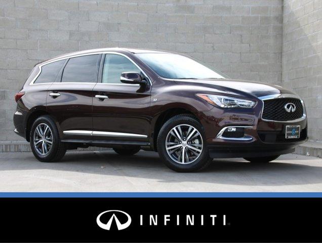 2020 INFINITI QX60 PURE PURE FWD Premium Unleaded V-6 3.5 L/213 [0]