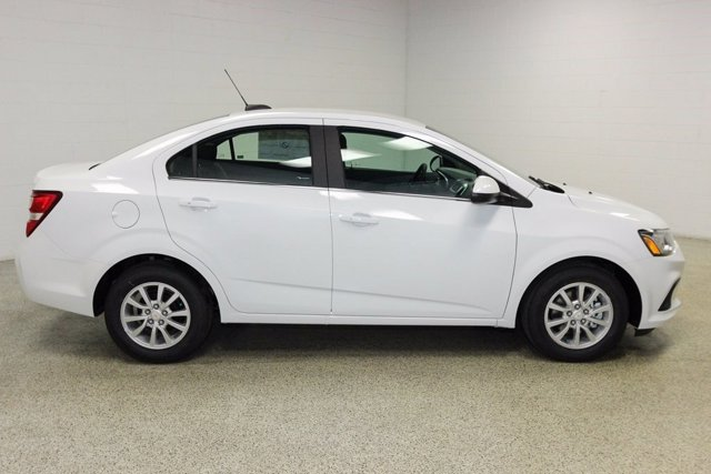 New 2017 Chevrolet Sonic in Tulsa, OK