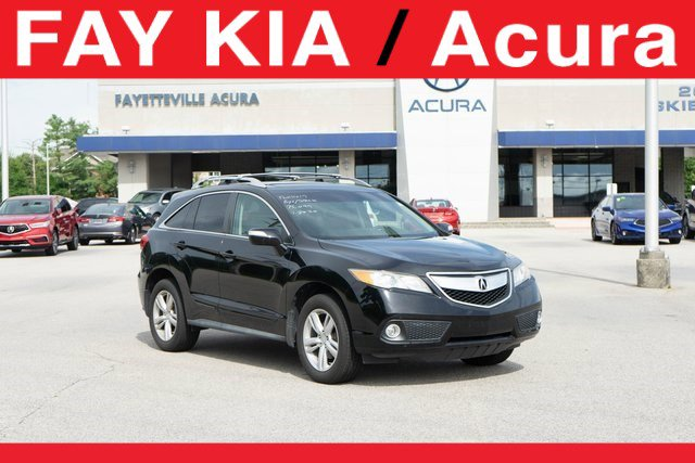 Used 2015 Acura RDX in Fayetteville, NC