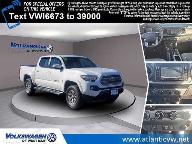 2018 Toyota Tacoma SR5 Four Wheel Drive Tow Hitch Power Steering ABS Front DiscRear Drum Brake