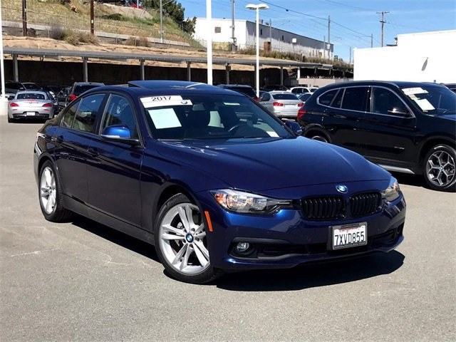Used 2017 BMW 3 Series in San Diego, CA