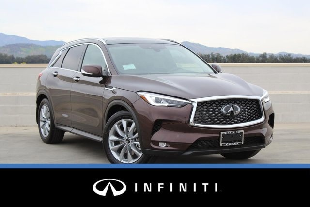 2020 INFINITI QX50 LUXE LUXE FWD Intercooled Turbo Premium Unleaded I-4 2.0 L/121 [14]