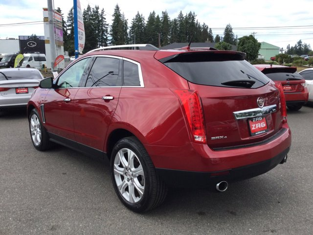 Used 2013 Cadillac SRX AWD 4dr Premium Collection
