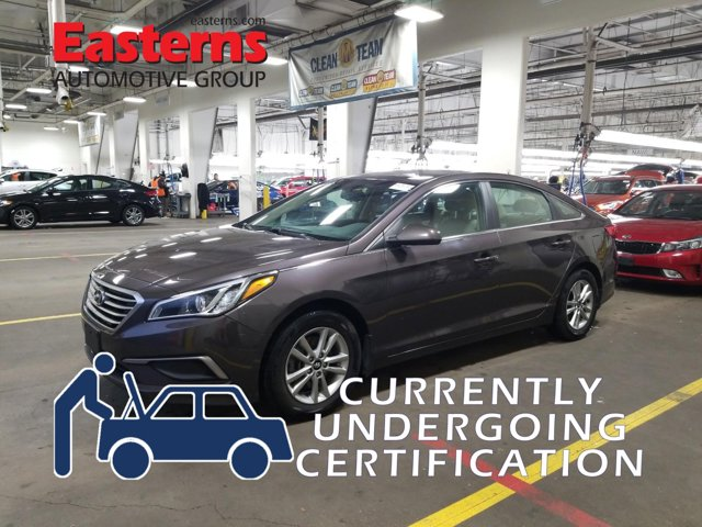 2017 Hyundai Sonata for sale 125663 0