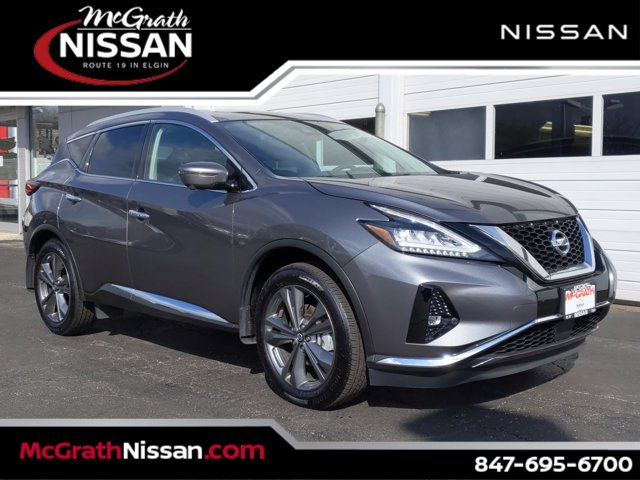 2020 Nissan Murano Platinum AWD Platinum Regular Unleaded V-6 3.5 L/213 [8]