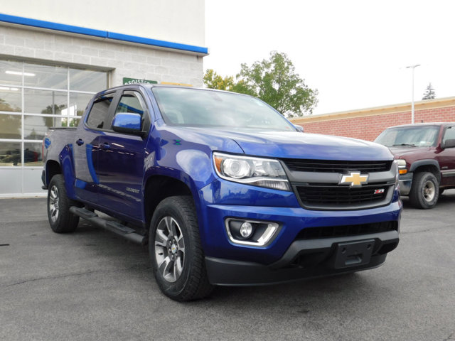 2017 Chevrolet Colorado 4WD Z71 photo