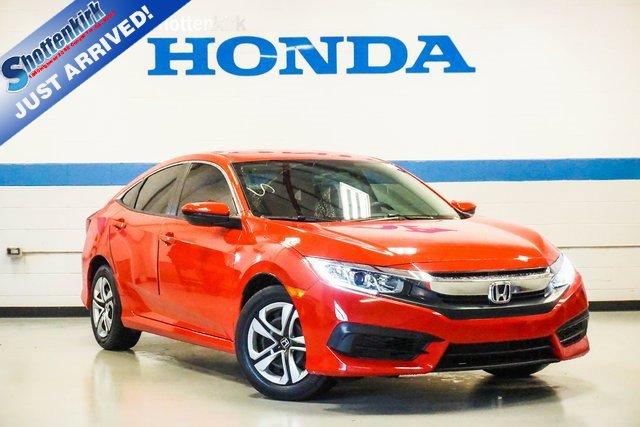 Used 2018 Honda Civic Sedan in Cartersville, GA