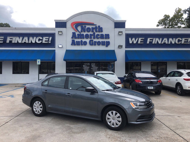 Used 2016 Volkswagen Jetta Sedan in Gonzales & Baton Rouge, LA