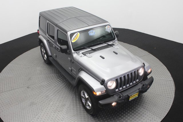 2019 Jeep Wrangler Unlimited for sale 124006 2
