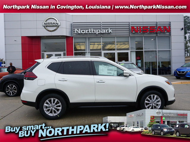 New 2020 Nissan Rogue in Covington, LA