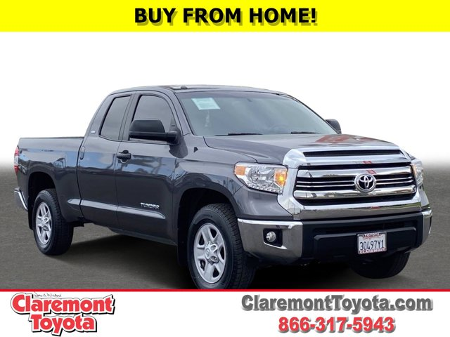 2016 Toyota Tundra SR5 Double Cab 4.6L V8 6-Spd AT SR5 Regular Unleaded V-8 4.6 L/281 [0]