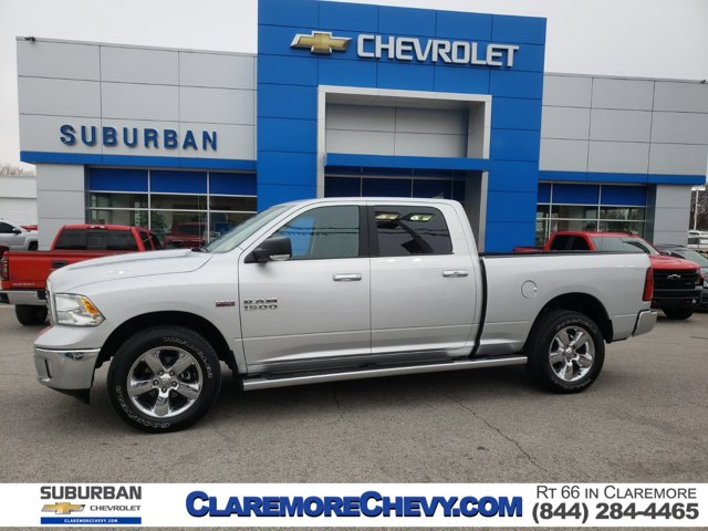 Used 2018 Ram 1500 in Claremore, OK