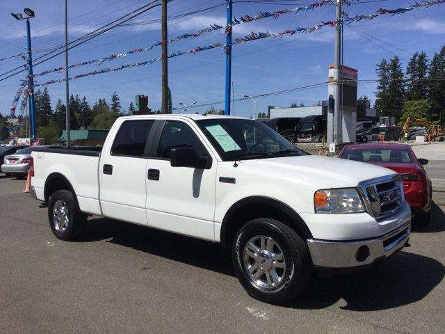 Used 2008 Ford F-150 4WD SuperCrew 139 XLT