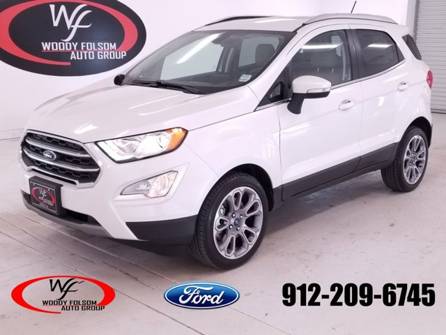 New 2019 Ford EcoSport in Baxley, GA