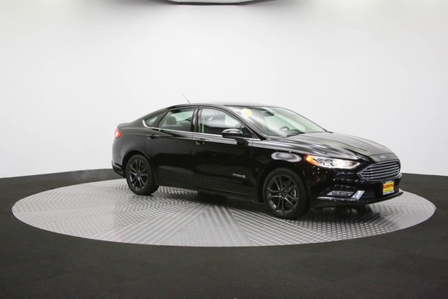 2018 Ford Fusion Hybrid for sale 124604 43