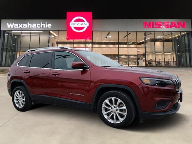 Used 2019 Jeep Cherokee in Waxahachie, TX