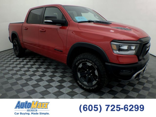 Used 2019 Ram 1500 in Aberdeen, SD