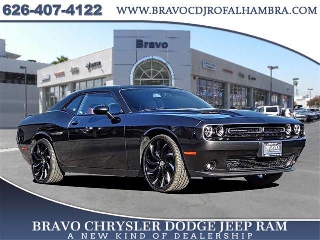 2018 Dodge Challenger SXT Plus SXT Plus RWD Regular Unleaded V-6 3.6 L/220 [5]