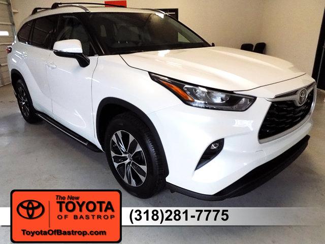 New 2020 Toyota Highlander in Bastrop, LA