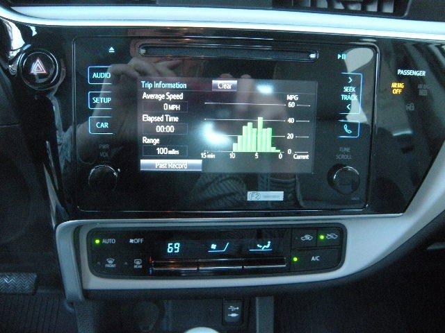 New 2017 Toyota Corolla LE CVT