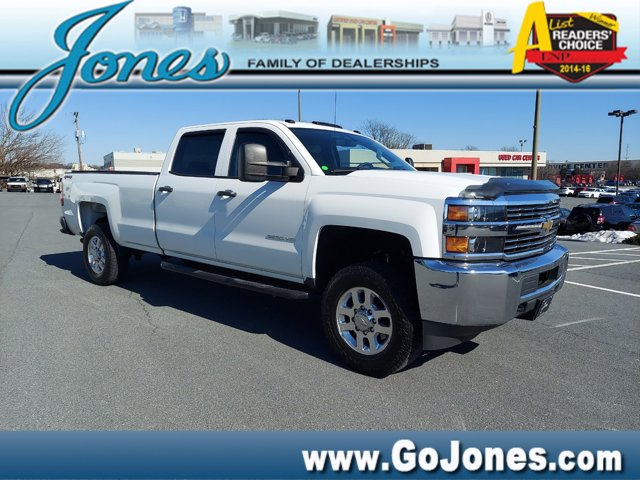 Used 2015 Chevrolet Silverado 2500HD Built After Aug 14 4WD Crew Cab 167.7 Work Truck