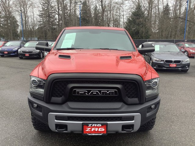 2017 Ram 1500 Rebel 4x4 Crew Cab 5'7 Box