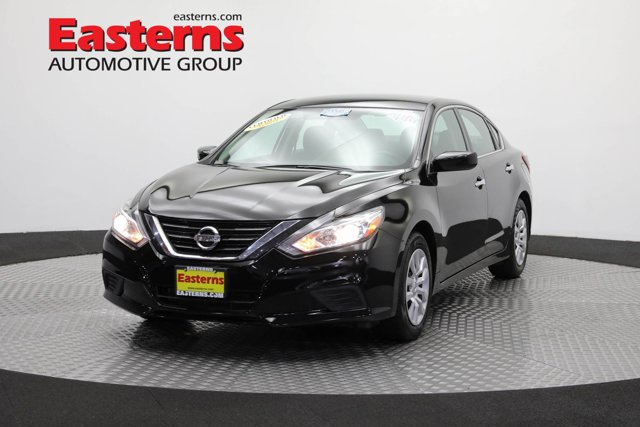 2018 Nissan Altima S 4dr Car