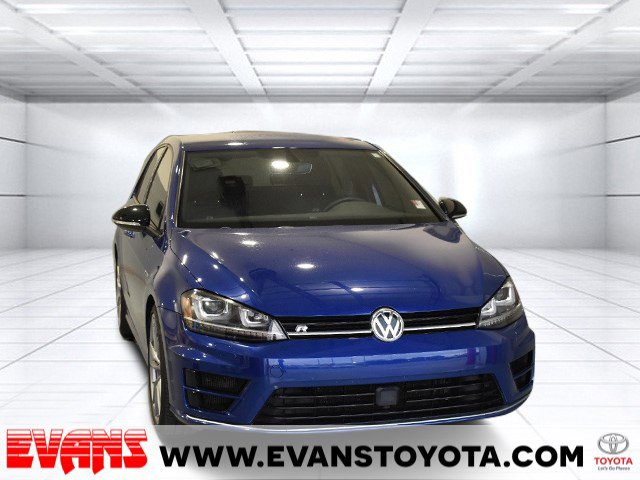 2017 Volkswagen Golf R  Turbocharged All Wheel Drive Active Suspension Power Steering ABS 4-Wh