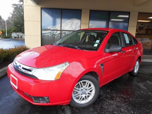 Used 2008 Ford Focus 4dr Sdn SE