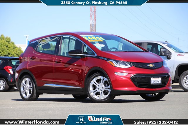 2019 Chevrolet Bolt EV LT 5dr Wgn LT Electric [3]