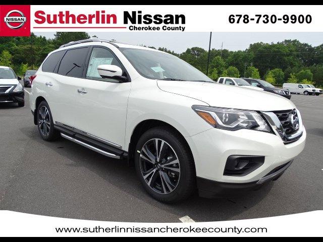 New 2019 Nissan Pathfinder in Holly Springs, GA