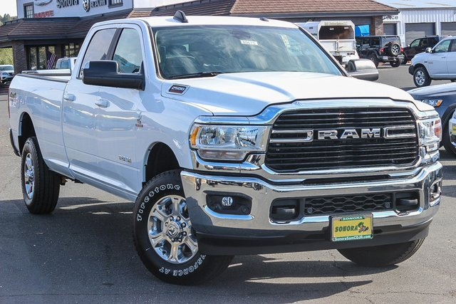 2020 Ram 2500 Big Horn Big Horn 4x4 Crew Cab 8′ Box Intercooled Turbo Diesel I-6 6.7 L/408 [17]