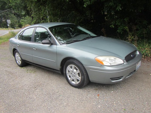 Used 2007 Ford Taurus 4dr Sdn SE