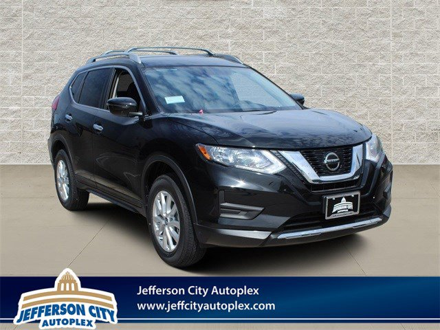 New 2020 Nissan Rogue in Jefferson City, MO