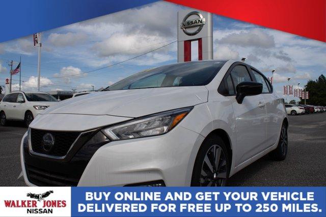New 2020 Nissan Versa in Waycross, GA