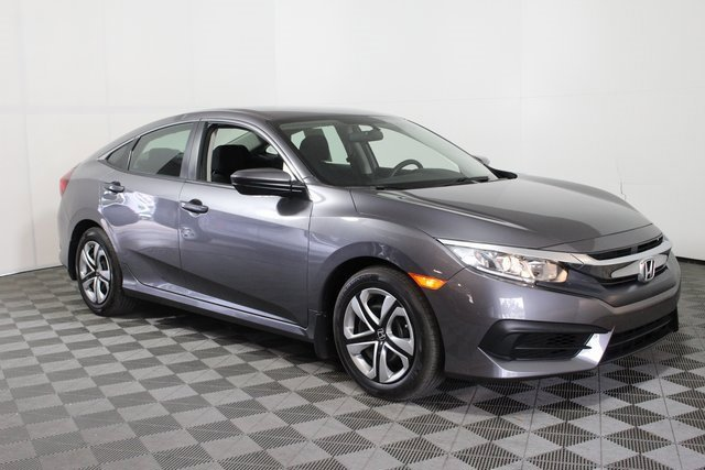 Used 2018 Honda Civic Sedan in Lake City, FL