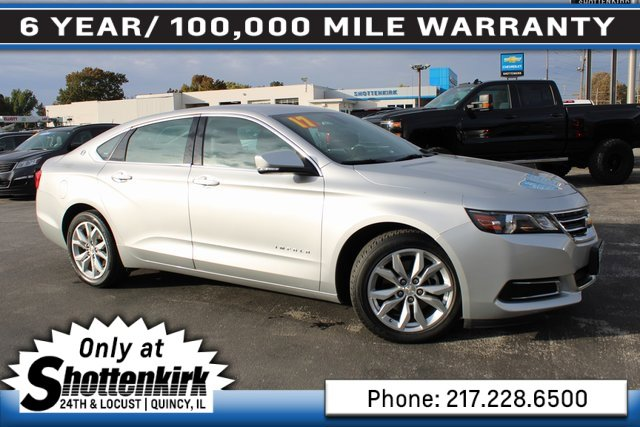 Used 2017 Chevrolet Impala in Quincy, IL