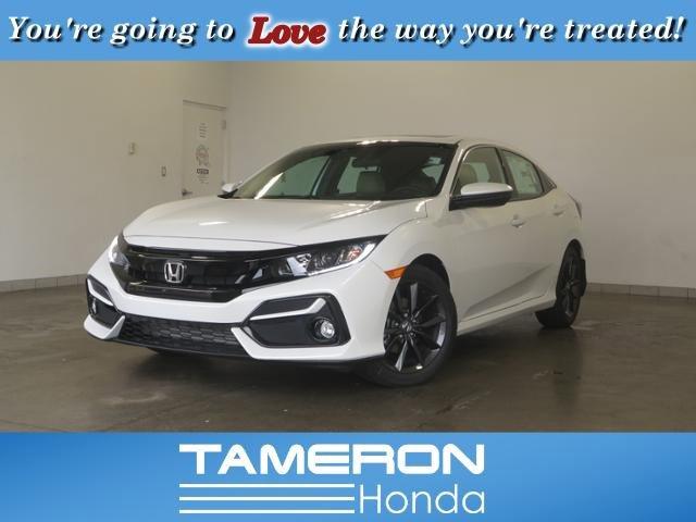 New 2020 Honda Civic Hatchback in Gadsden, AL
