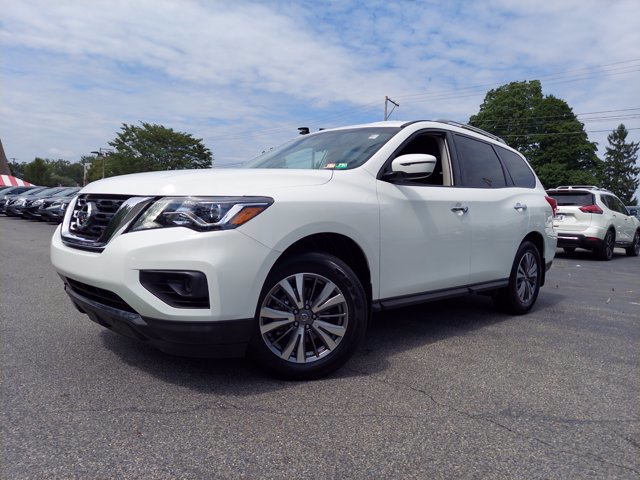 2019 Nissan Pathfinder S S 4x4 Regular Unleaded V-6 3.5 L/213 [6]