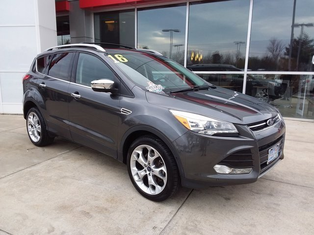 Used 2016 Ford Escape in Lexington Park, MD