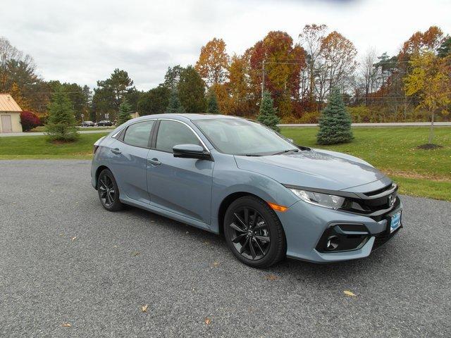 New 2020 Honda Civic Hatchback in Saratoga Springs, NY